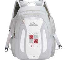 [8051-09] High Sierra® Neo Compu-Backpack - Leed's Promotional Products - $46.00/each embroidered ONE location