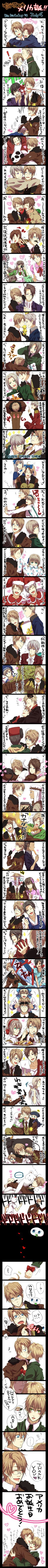 Anime, Birthday, Fran (FFXII), Axis Powers: Hetalia, Seychelles, Taiwan, Japan