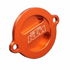 New Orange CNC Aluminum Motorcycle Engine Oil Filter Cover Cap Universal For KTM DUKE 125 200 390 690 Duke/R SMC/R LC4 RC200 390