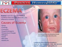If you are having red, itchy skin,don't ignore.Consult to the Doctor immediately.You may be suffering from ECZEMA Our website: http://www.positivehomeopathy.com/