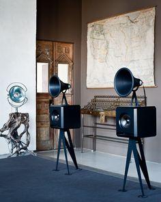 Oswaldsmill Audio - Showroom
