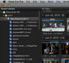 Apple Final Cut Pro X 10.0.3