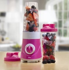 $30 Premium On the Go Personal Blender - Pink - Essential For Dorm Meals