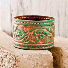diy Cuff Jewelry Statement Bracelet by rainwheel, $38.00
