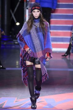 Tommy Hilfiger Fall 2017 Ready-to-Wear Collection Photos - Vogue
