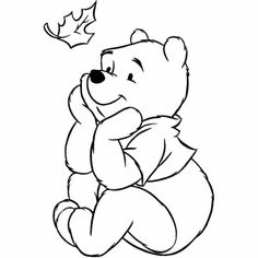 Winnie The Pooh Watching Falling Leaf Coloring Page - Free . - Winnie The Pooh Watching Falling Leaf Coloring Page – Free … - Disney Coloring Sheets, Free Disney Coloring Pages, Disney Princess Coloring Pages, Disney Princess Colors, Preschool Coloring Pages, Disney Colors, Cartoon Coloring Pages, Free Printable Coloring Pages, Disney Coloring Pages Printables