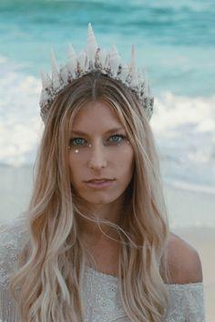 Wild & Free Jewelry | La Jolla Mermaid Crown