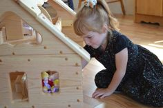These doll houses remind me of my grand-daughter Lilly. She loves to play with her dolls. This will definitely be something to consider for next Christmas.