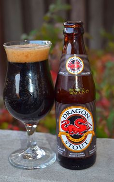 Dragon Stout, Jamaican Beer
