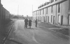 These were built for the workers of Lamberts Copper Works, they were demolished in 1964 and the tenants' re-housed in the new flats at Sketty Park