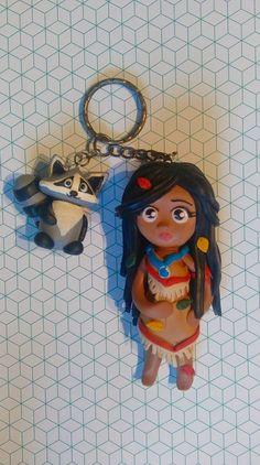 Chibi Princesse Disney - Pocahontas