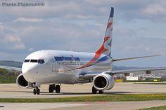 Boeing 737-8BK - SP-TVZ - Smart Wings