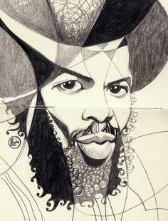Brazilian artist Gian Paolo La Barbera - https://www.behance.net/barbera