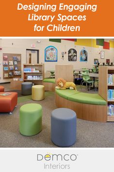 74 best children s spaces images in 2019 teen library space stem rh pinterest com