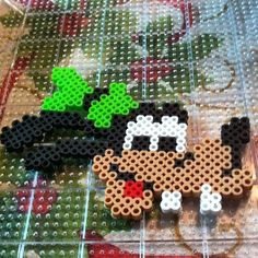 Goofy perler beads by jdisco86