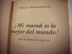 <3 Gracias mamá por todo!!! ♥