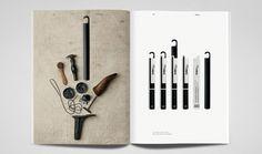 Magazine Design Inspiration – Process Journal No.9