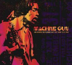 Jimi Hendrix - Machine Gun Jimi Hendrix: The Fillmore East First Show 12/31/1969                                                                                                                                                                                 Mehr