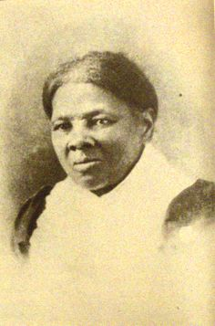 """I venture only where God send"" — Harriet Tubman"