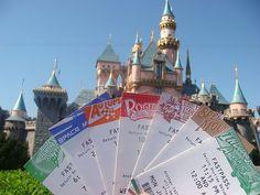 Disneyland fast pass PLAN OF ACTION!