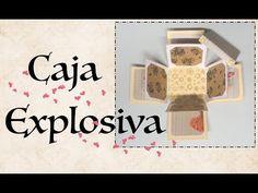 Caja explosiva de scrap - YouTube