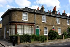 Black Lion Lane: Hammersmith by curry15, via Flickr