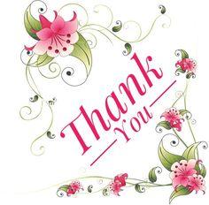 image thank you / merci
