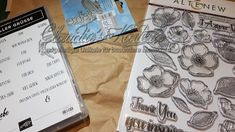 Claudia's Karteria: Alles Liebe auf Valentinsblüten | All the best on ... Valentines Flowers, I Card, Special Occasion, Good Things, Personalized Items, Creativity, Brown Paper Packages, Boxes, Die Cutting