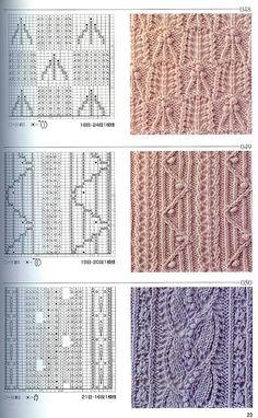 Япон�ка� книга узоров (�пицы) 048