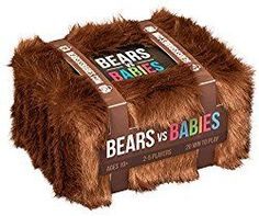 Bears vs Babies: A Card Game From the Creators of Exploding Kittens. Bears vs Babies: A Card Game From the Fun Card Games, Fun Games, Gadgets, Exploding Kittens Card Game, 10 Year Old Boy, Teen Kids, Tween Girls, Adult Games, Baby Games