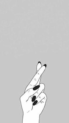 Iphone Wallpaper - Sie lieben nicht écran Swag fond d & # écran girly fond d & # écran telephon . Tumblr Wallpaper, Girl Wallpaper, Cartoon Wallpaper, Wallpaper Quotes, Hipster Wallpaper, White Wallpaper, Girly Wallpapers For Iphone, Iphone Wallpaper Drawing, Hand Wallpaper