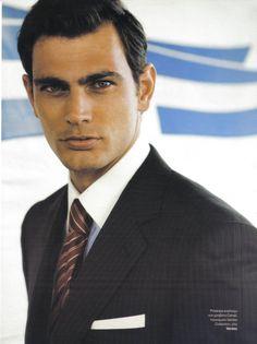 model Marios Lekkas