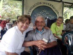 Segundo es testigo de la labor q' ha hecho @MLPiraquive.En el año 1984 también recibió su mano amiga en Flandes #Tolima.