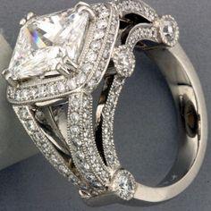 Diamond Engagement Rings Large 32