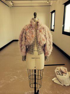 Maison Lemarié pour Chanel