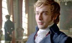"""Tom being adorkable as Mr. Bingley in the short-lived (but awesome!) """"Lost in Austen""""."""