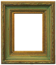 Ybor Traditional Gold Frame
