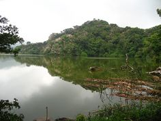 Laguna La María, Colima, Mx.