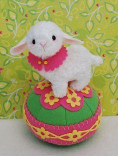 Easter Lambie | Flickr - Fotosharing!