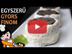 Hólabda (Kozáksapka) - You Tube Banana Dessert, Dessert Bread, Croatian Recipes, Hungarian Recipes, Veggie Recipes, Bread Recipes, Veggie Food, Cooking Tips, Cooking Recipes