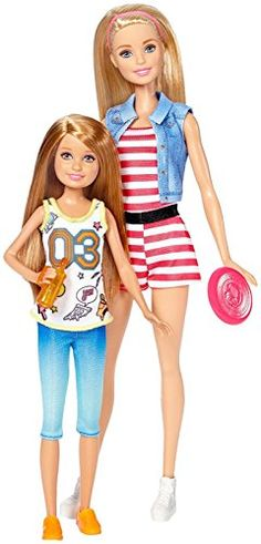 Barbie Sisters Barbie & Stacie Dolls, 2 Pack * You can get more details by clicking on the image.