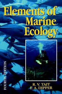 #ElementsofMarineEcology  by Frances Dipper, R. V. Tait (Decd), R. V. Tait Botanical Science, Biologist, Dipper, Ecology, Knowledge, France, Life, Environmental Science, Facts