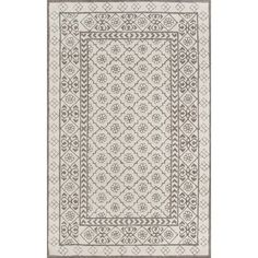 Bungalow Rose Tulsa Handmade Tufted Wool Brown Rug & Reviews | Wayfair Grey And Gold, Blue Grey, Hand Tufted Rugs, Brown Rug, Online Home Decor Stores, Entryway Decor, Colorful Rugs, Wool Rug, Rug Size