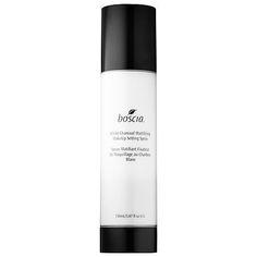 White Charcoal Mattifying MakeUp Setting Spray - boscia | Sephora