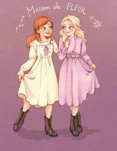 Walt Disney Pixar, Film Disney, Arte Disney, Disney And Dreamworks, Disney Princess Art, Disney Fan Art, Disney Love, Frozen Art, Disney Frozen Elsa