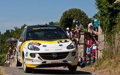 Opel España en el Rally del Bierzo | QuintaMarcha.com
