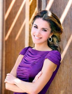 "The beautiful and classy Queen Rania of Jordan in Burberrry. ""True beauty is the purity of your heart ❤️."" - Deodatta V. Shenai-Khatkhate"