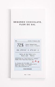 SAVVY STUDIO | Casa Bosques Chocolates — Designspiration