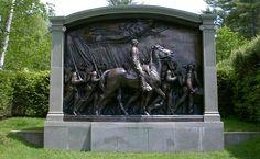 Augustus Saint-Gardens, Shaw Memorial - Google Search