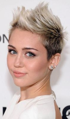 2015 Short Edgy Haircuts For Girls